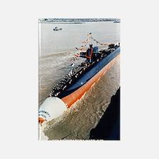 USS KAMEHAMEHA Rectangle Magnet