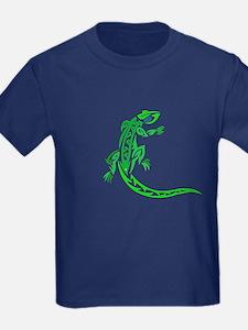 Lizard, Green, T