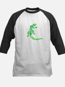 Lizard, Green, Tee
