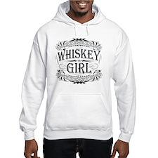 Vintage Whiskey Girl Hoodie