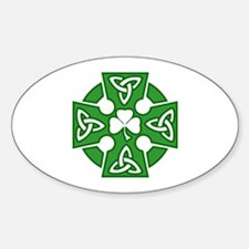 Celtic cross Bumper Stickers