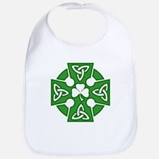 Celtic cross Bib