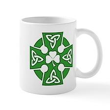 Celtic cross Small Mug