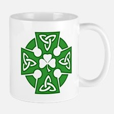 Celtic cross Small Small Mug