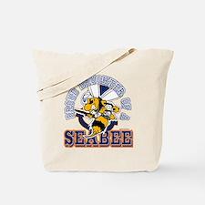 Navy Seabee 2 Tote Bag