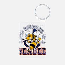 Navy Seabee 2 Keychains