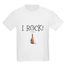 Kids I Rock Light T-Shirt