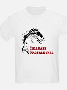 I'm A Bass Professional T-Shirt