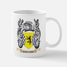 Barnard Family Crest - Barnard Coat of Arms Mugs