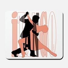 iTANGO by DanceBay.com Mousepad