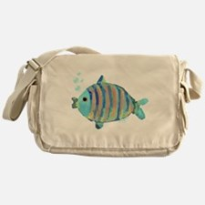 Big Fish Messenger Bag