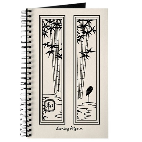 Peace Bamboo Heron