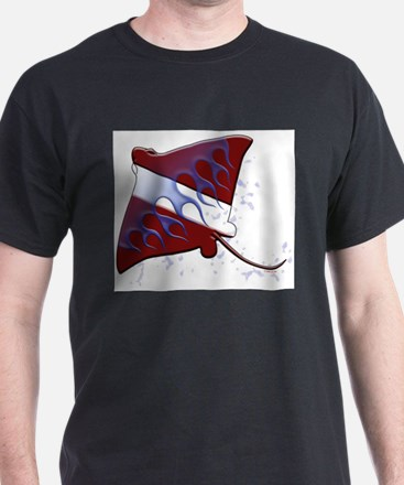 Dive Ray (W) T-Shirt