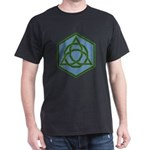 Beaded Triquetra Dark T-Shirt