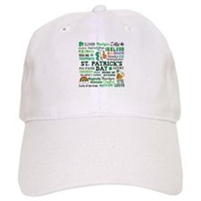 St. Patrick's Baseball Baseball Cap