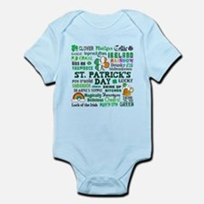 St. Patrick's Infant Bodysuit