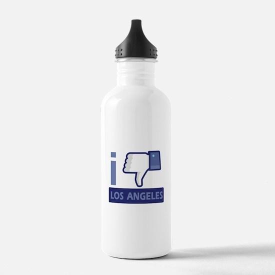 I unlike Los Angeles Water Bottle