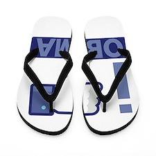 I unlike Obama Flip Flops