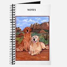 Golden Retrievers Journal