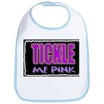 tickle me pink Bib
