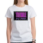 tickle me pink Women's T-Shirt