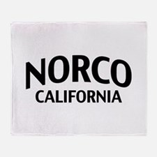 Norco California Throw Blanket