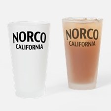 Norco California Drinking Glass