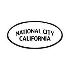National City California Patches
