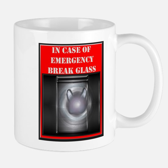 Emergency Fairy Mug
