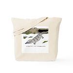 BlueTongueHabitat Tote Bag