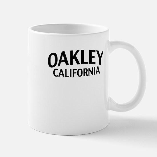 Oakley California Mug