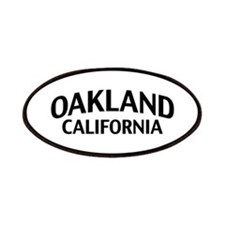 Oakland California Patches