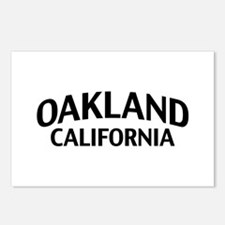 Oakland California Postcards (Package of 8)