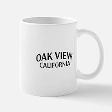 Oak View California Mug