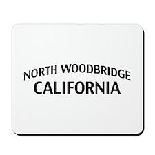 North Woodbridge California Mousepad
