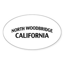 North Woodbridge California Decal