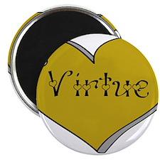 LDS Young Women Value Heart - Magnet