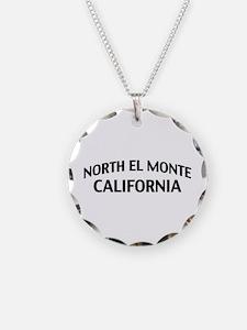 North El Monte California Necklace