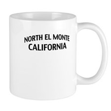 North El Monte California Mug