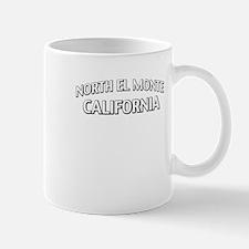 North El Monte California Mug