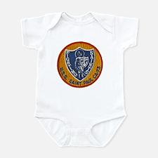 USS SAINT PAUL Infant Bodysuit