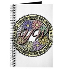 LDS YW Values - Color Seal - Journal