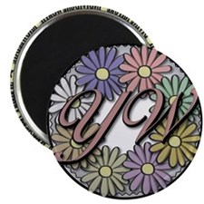 LDS YW Values - Color Seal - Magnet