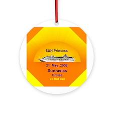 SUN Princess 21 May 2008 SUNRASIAS Cruise - Orname