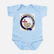 Cool Donald Infant Bodysuit
