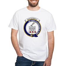 Unique Clan macdonald badge Shirt