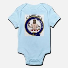 Cute Macfarlane Infant Bodysuit
