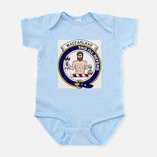 Cute Macfarlane clan Infant Bodysuit