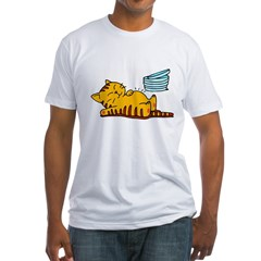 Funny Fat Cat Shirt