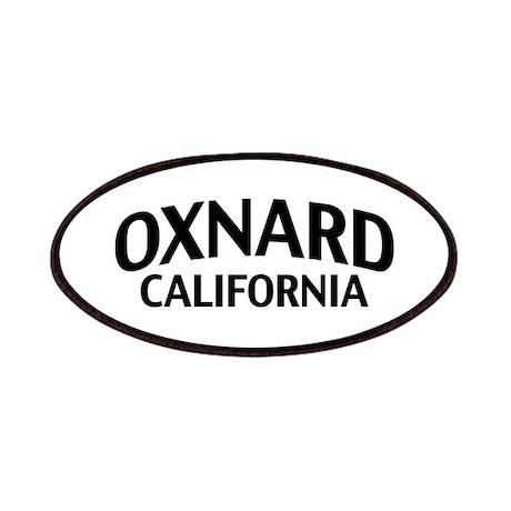 Oxnard California Patches